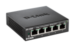 DLINK/NET/5X10/100MBPS UNMANAGED SWITCH