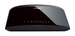 DLINK/NET/8X10/100MBPS UNMANAGED SWITCH