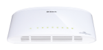 DLINK/NET/8X1GB/ UNMANAGED SWITCH