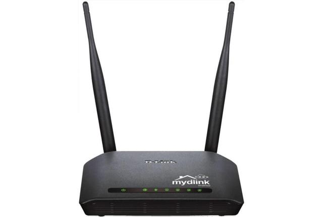 DLINK WIRELESS N 300 4 PORT CLOUD ROUTER