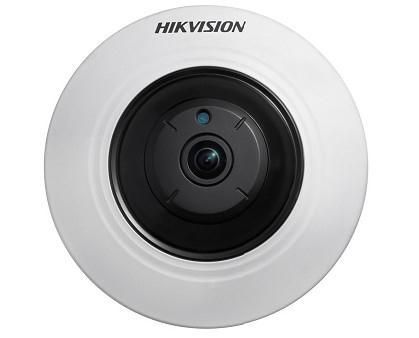 HIK IP FISHEYE 4MP INDOOR 180DEGREE