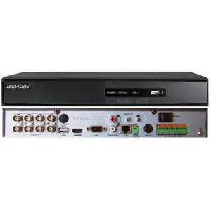 HIK 720P 4CH TURBO HD/ANALOG DVR