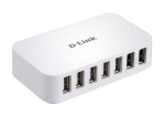 DLINK 7PORT USB2.0 HUB