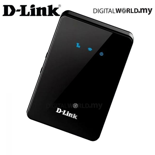 DLINK 4G LTE MOBILE ROUTER WITH LED (NO USB ADAPT