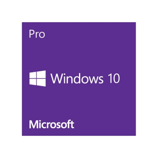 MS WINDOWS 10 PRO 32BIT/64BIT ENG INTL FPP  USB