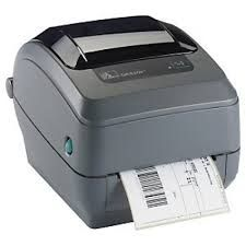 ZEBRA RR GK420 TT LABEL PRINTER 200DPI