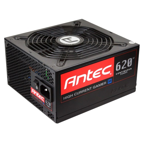 Antec HCG 620W 80 Plus Bronze PSU