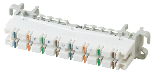 KRONE HIGHBAND CAT5E 8PAIR MODULE