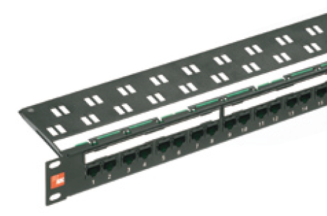 KRONE CAT6 UTP 24PORT PCB PATCH PANEL