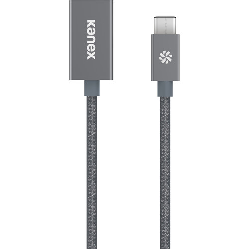 Kanex USBC to USB3.0 Adapter Space Gray