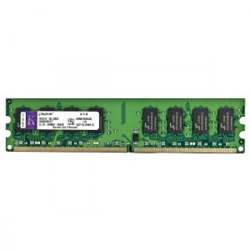 KINGSTON 1GB 800MHZ DDR2 NONECC DIMM