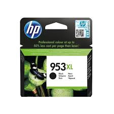 HP 953 HIGH YIELD BLACK INK CART FOR OFFICEJET PRO 8720 (2000 PAGE)