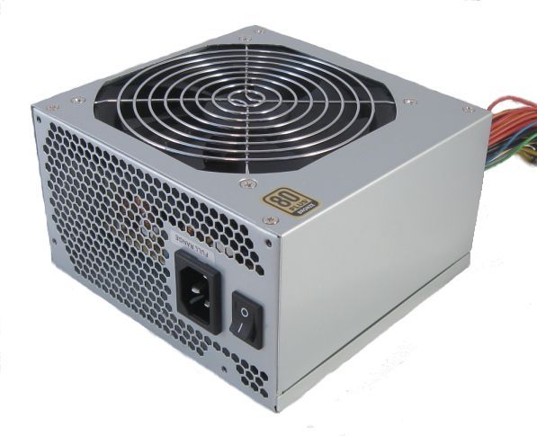 FSP 350W PSU, FULL RANGE, 80 PLUS BRONZE, 12CM FAN