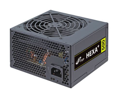 FSP HEXA 500W 80 EFFICIENCY