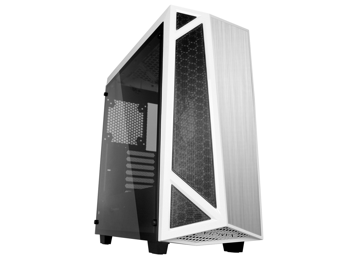 Raidmax Sigma Gaming Chassis White