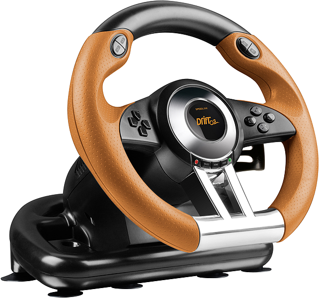 Speedlink DRIFT OZ PS3 Racing Wheel