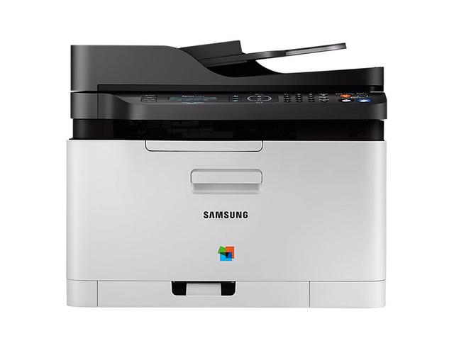 SAMSUNG MFP 4 IN 1 COLOR LASER PRINTER 18/4PPM