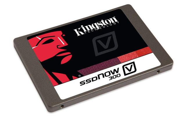 KINGSTON 120GB SSDNOW V300 SATA 2.5 W/ADAPTER