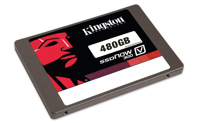 KINGSTON 480GB SSDNOW V300 SATA 2.5 W/ADAPTER