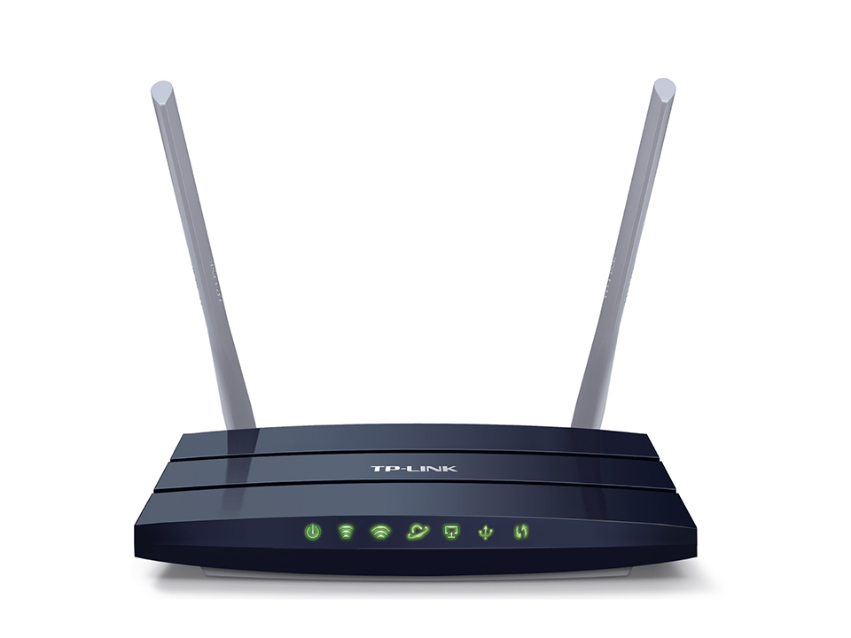 TPLINK AC1200 Dual Band Wireless Router