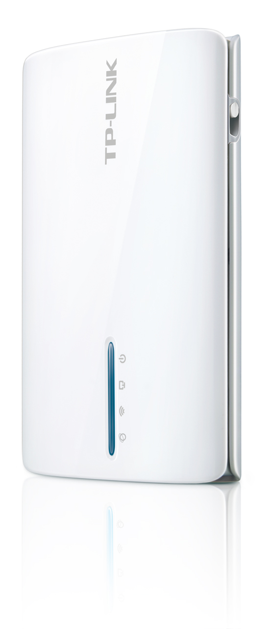 TPLINK 150Mbps Portable 3G/3.75G Battery Powered Wireless N Router