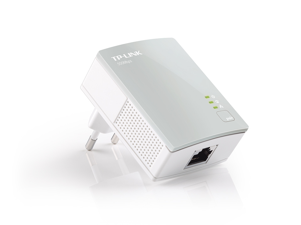 TPLINK AV500 Nano Powerline Ethernet Adapter