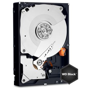 WD BLACK/HDD/6TB/3.5/SATA3/7200RPM 128MB CACHE