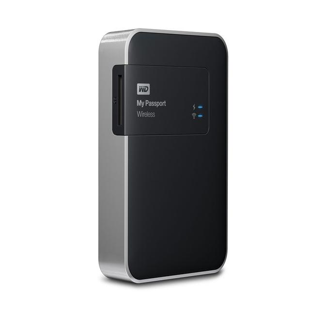 WD MY PASSPORT WIRELESS/2TB/2.5/EXT