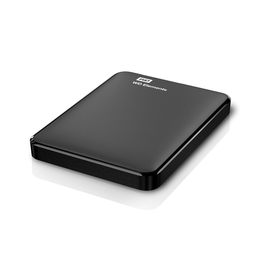 WD Elements 1TB 2.5 USB3.0 Black