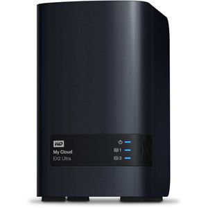 WD MY CLOUD EX2 ULTRA/4TB/2BAY/NAS