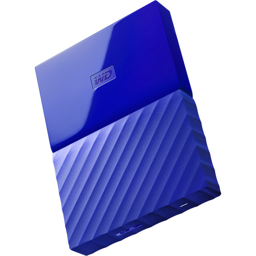 WD MyPassport Ultra Lumen 2TB 2.5 USB3.0 Blue