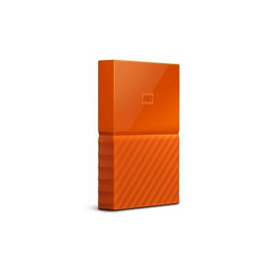 WD MY PASSPORT LUMEN/1TB/ORANGE/2.5''/EXT