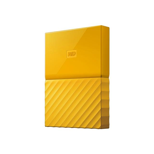 WD MY PASSPORT LUMEN/1TB/YELLOW/2.5''/EXT