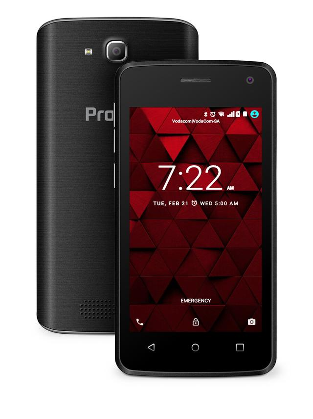 PROLINE XV402/4/512MB/4GB/3G/WIFI/ANDROID