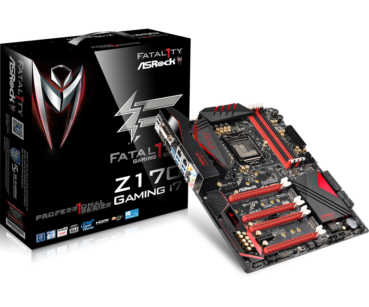ASRock Intel Z170 Gaming i7