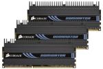Corsair XMS3 DOMINATOR 6GB(2GBx3) DDR3-1600 Desktop Memory 1.65V