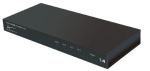 Aavara PS124 - 1 signal to 4 display 1080p HDMI splitter for aud
