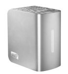 WD MYBOOK 2 STUDIO 4000GB - pre-formatted for Mac (2x 2TB Drive