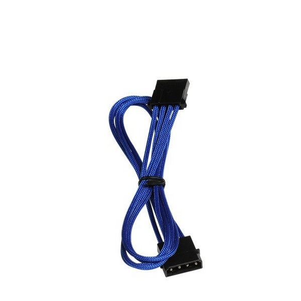 Bitfenix Molex Extension Blue