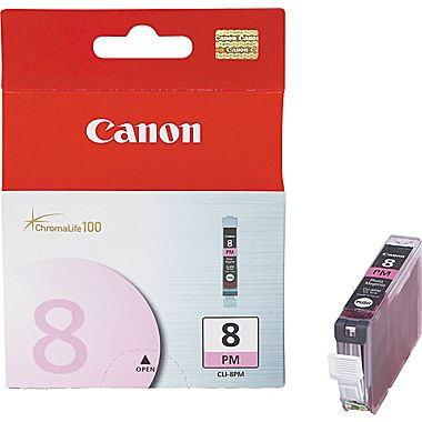 Canon CLi-8PM photo magenta ink - for pixma ip6600d, ip6700DMulti-function MP970