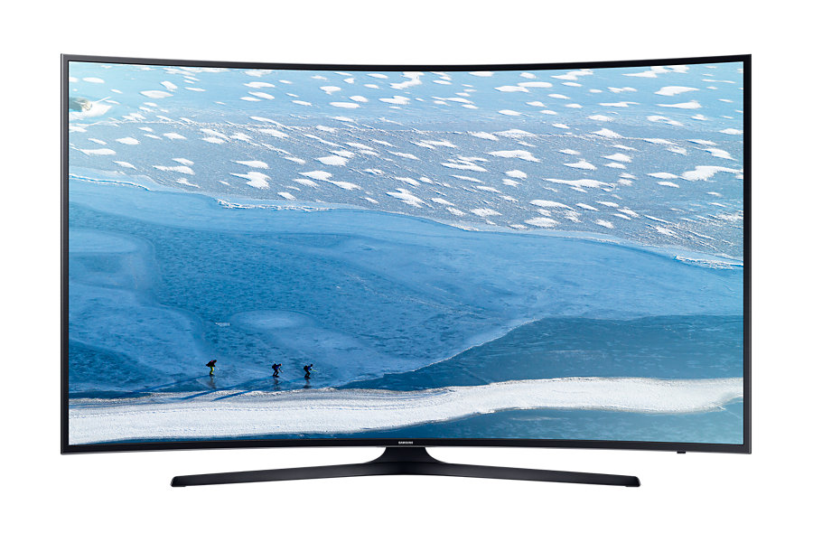 "Samsung ua49kU7350 49"" UHD Curved slim LED TV"
