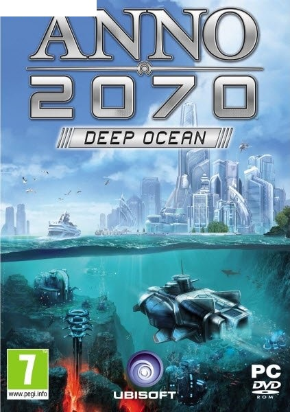 Anno 2070 Deep Blue Sea-add on