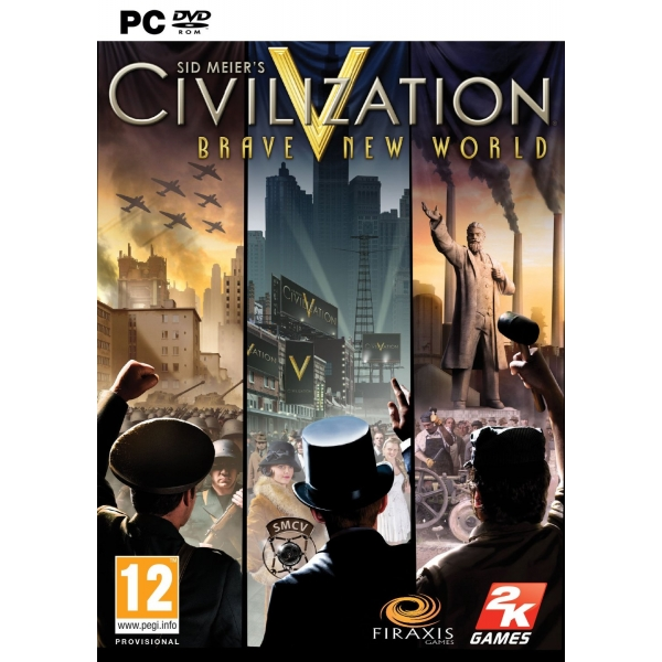 Civilization 5 Expansion pack