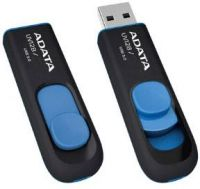Adata UV128 8Gb USB3.0 flash drive ( usb2.0 backwards compatible ) , sliding push out USB connector , usb3.0 read/write : 40/10 mb/sec ,  69x21x9mm , support Linux , Mac OS , support free OStoGO  UFDtoGO  60days trial norton internet security - limited li