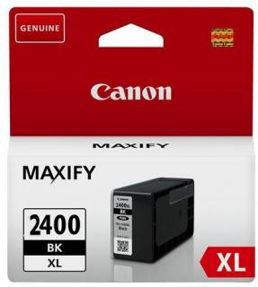 Canon pgi-2400xl Bk , 2500pages - for maxify iB4040, MB5040, MB5340