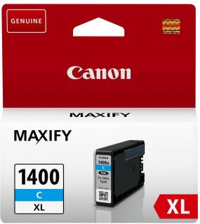 Canon pgi-1400xl Cyan , 1020pages - for maxify MB2040, MB2340