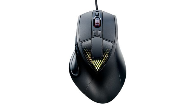 Cm Sentinel 3 optical mouse