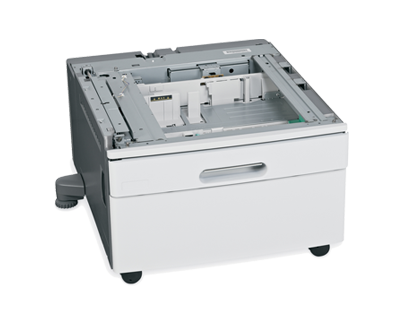 LEXMARK 520 SHEET DRAWER WITH CABINET